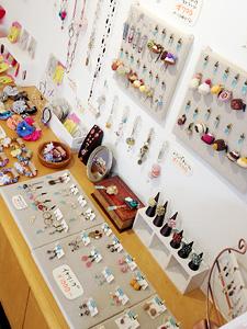 春の手作り雑貨展 in ギャラリーからくさ屋|alphadornの雑貨、出展してます!